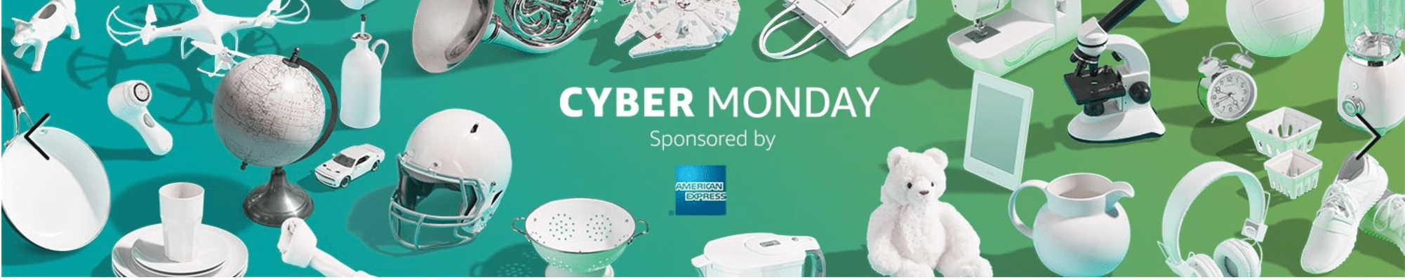 Amazon Canada Cyber Monday 2016 Deals Week: Save Up To 75% Off