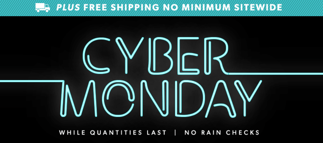 Indigo Canada Cyber Monday 2016 Sale: Save Up To 60% Off + FREE Shipping All Orders