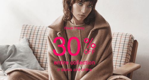 Zara Canada Black Friday Sale: Save 30% Off The Entire Collection *LIVE*