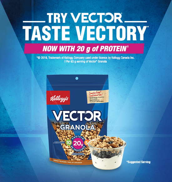 Canadian Freebies: Get A Free Coupon For Vector Granola Through WebSaver.ca *HOT*