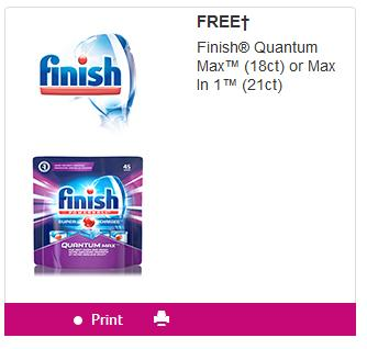 Canadian Mail In Rebates: Finish Quantum Max or Max In 1 Try Me Free Offer