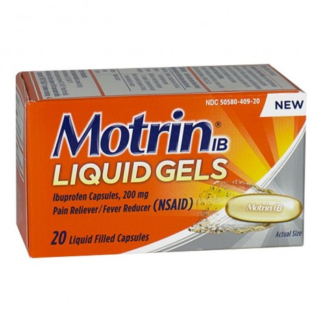 Canadian Freebies: Free Motrin Liquid Gels Through SampleSource