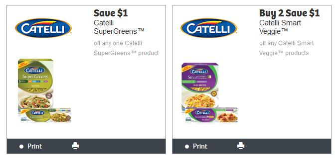 Canadian Coupons: New Coupons Available Through The Catelli Coupon Portal