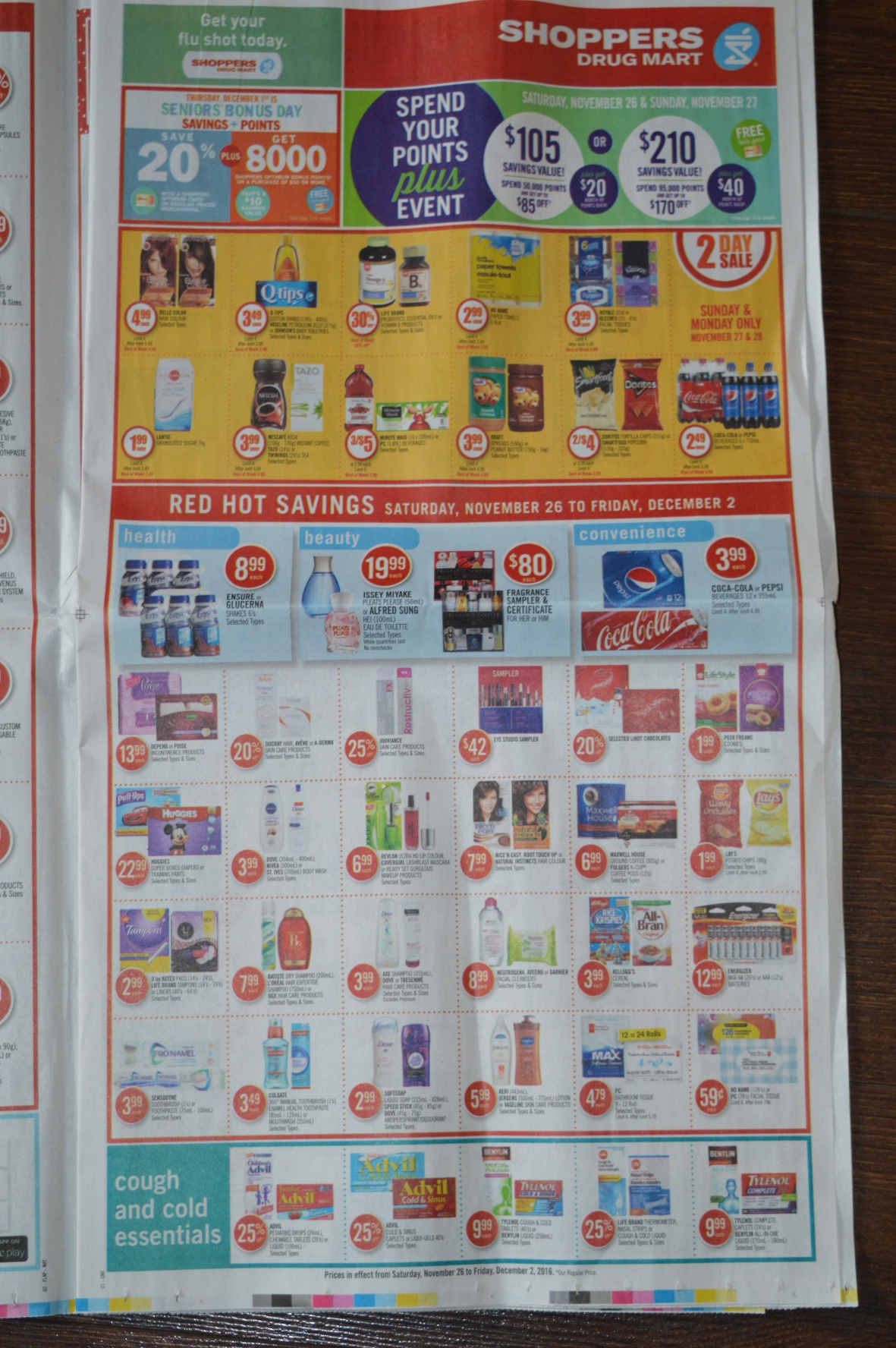 Shoppers Drug Mart Black Friday Flyer Sneak Peek November