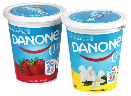 Food Basics Ontario: Free Danone Creamy Yogurt 650g After Coupon December 1st – 7th