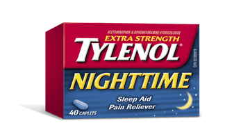 SampleSource VIP Offer: Free Tylenol Nighttime Sample Available To Everyone!