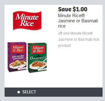 Canadian Coupons: Save $1 On Select Minute Rice Products Through WebSaver.ca *Printable Coupon*