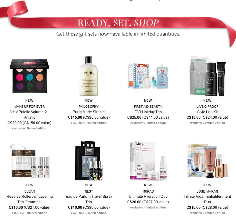 The Sephora Black Friday ad is always popular among beauty fans. Because Sephora offers such premium products, the prices can be on the higher side for the most of the year. However, the retailer's Black Friday ad features some of the year's best prices /5().