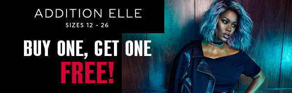 Addition Elle Canada Cyber Monday Deal: Buy 1, Get 1 FREE!