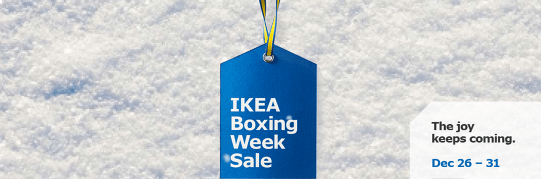 a1cb4a7e81 IKEA Canada Boxing Day and Boxing Week Sale