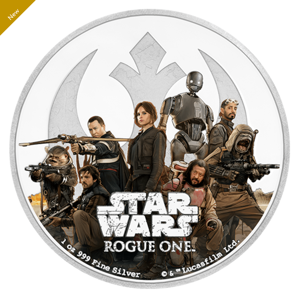 star wars coin rogue one
