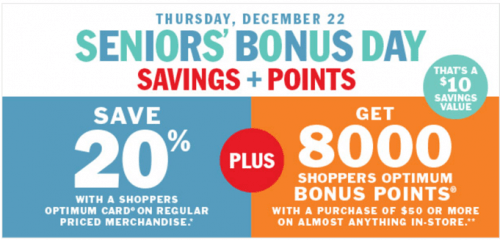 Shoppers Drug Mart Canada Deals