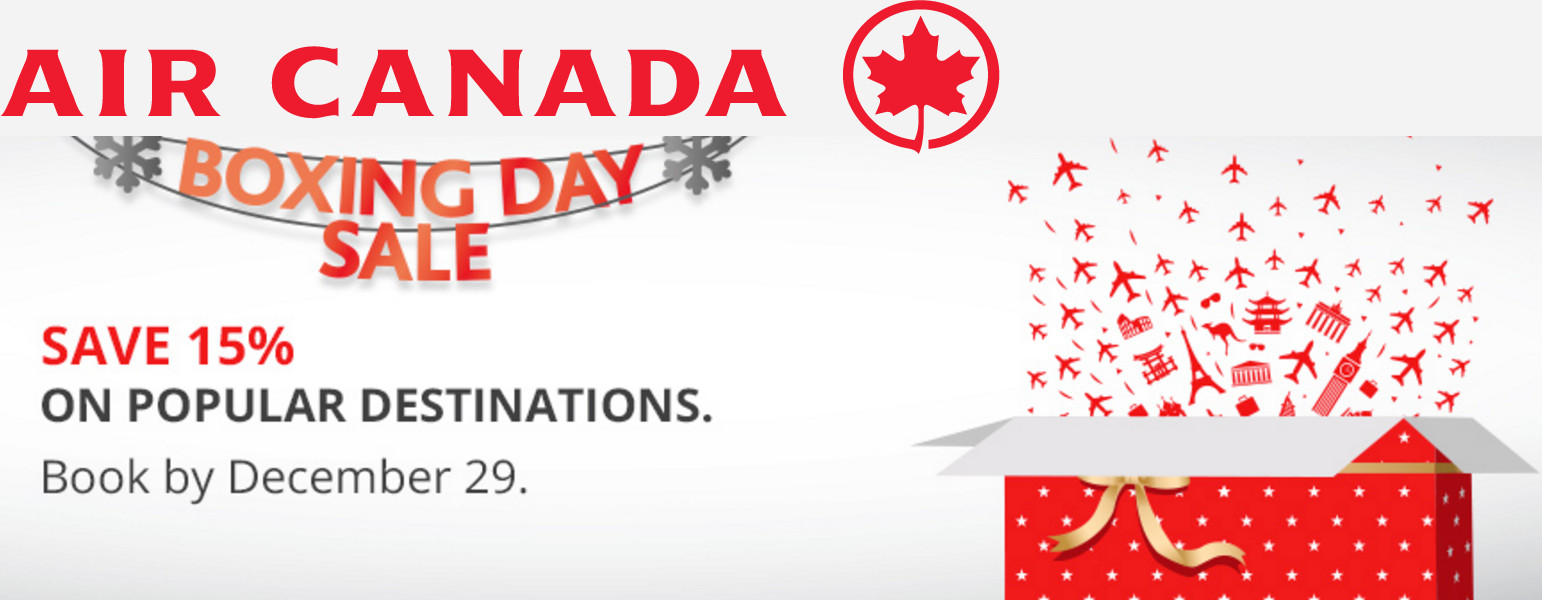 air canada coupon