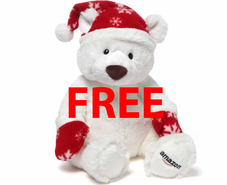 free-amazon-bear