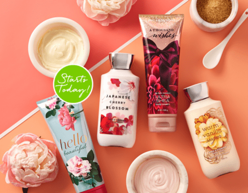 Bath & Body Works Canada deals and Sale