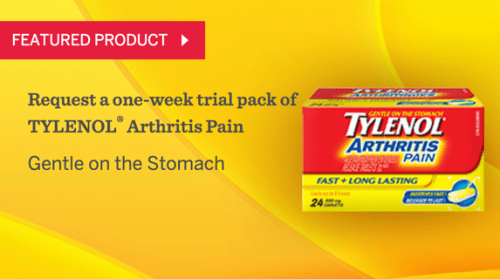 SampleTYLENOL Arthritis