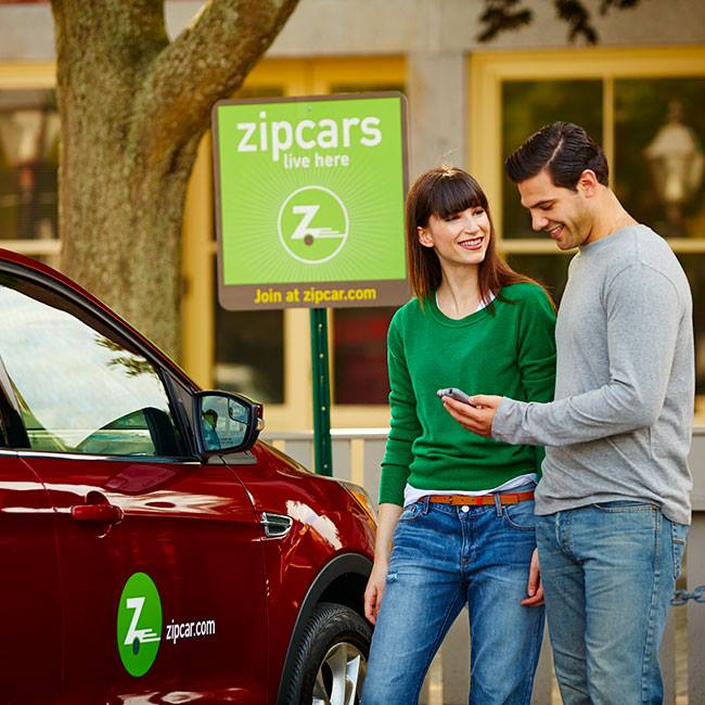 Zipcar Canada Deal: Get $25 Free Driving!