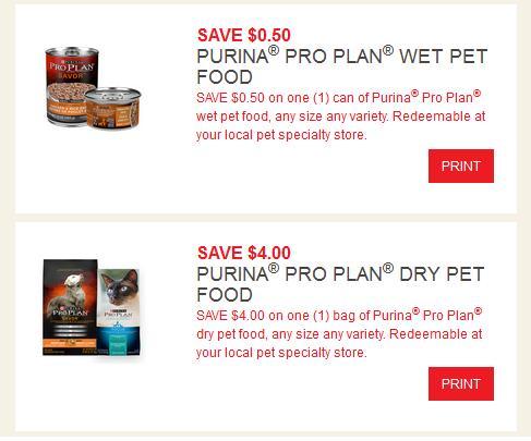 Purina dog chow coupon canada