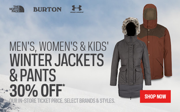 520897f96 Sport Chek Canada Sale  Save 30% Off Winter Jackets