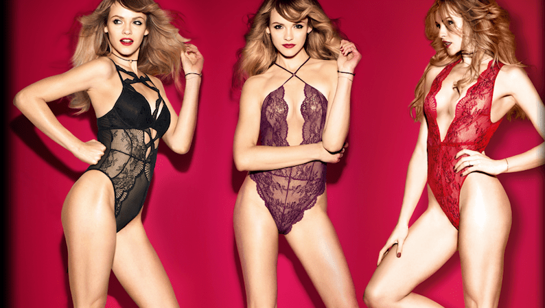 La Senza is your destination for world's sexiest bras, panties & lingerie at seriously hot deals.