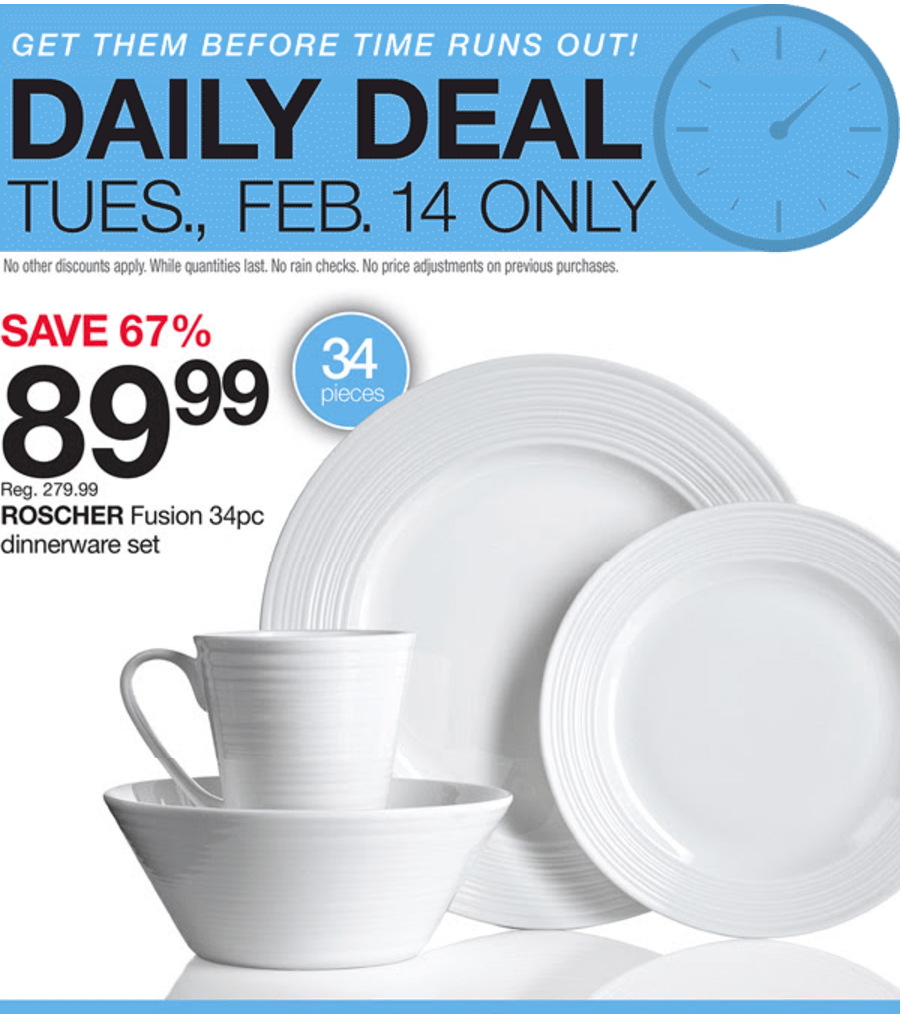 Screen Shot 2017-02-14 at 3.44.45 PM. Home Outfitters ...  sc 1 st  Smart Canucks & Home Outfitters Canada Daily Deals: Today Save 67% off Roscher ...
