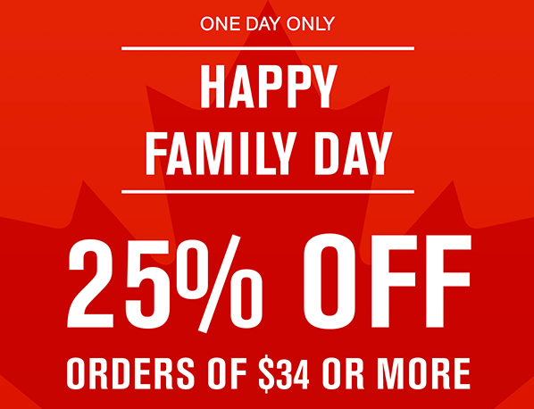 f486436e02d2 Lids Canada Family Day Sale  Save 25% Off Sitewide with Promo Code ...