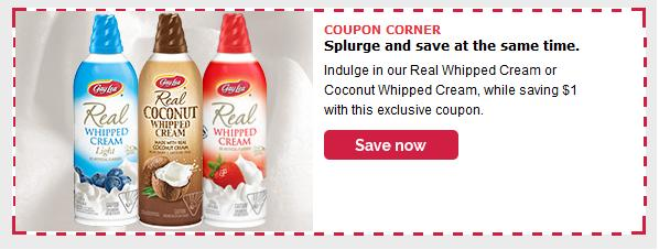 Gay Lea Canada February Email Newsletter Coupon Save 1 On Gay Lea Whipped Cream Canadian Freebies Coupons Deals Bargains Flyers Contests Canada
