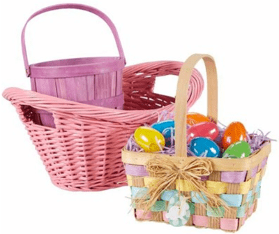 Easter Baskets Sale at Michaels Canada