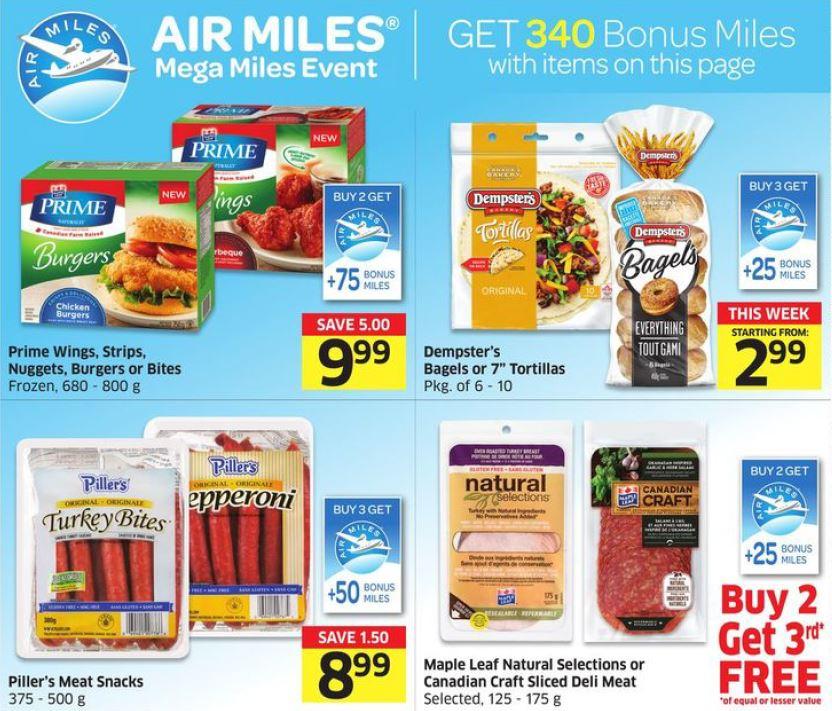 Foodland Mega Air Miles Event