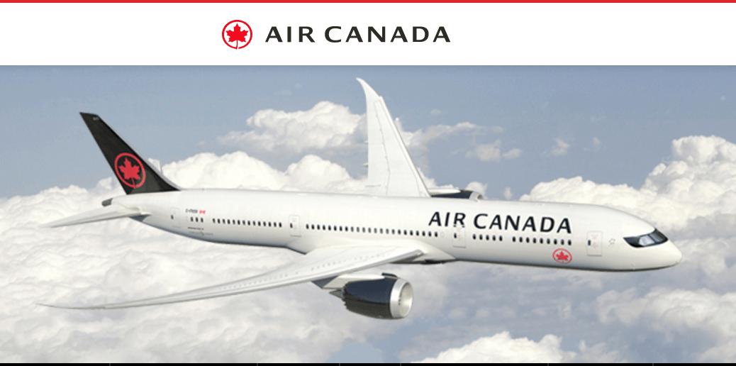 Cheap flight deals air canada