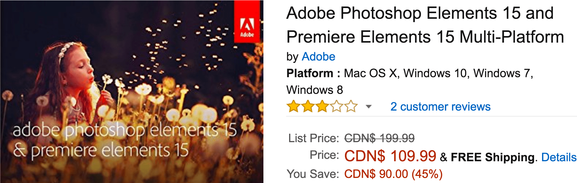 Adobe photoshop elements 10 coupon code