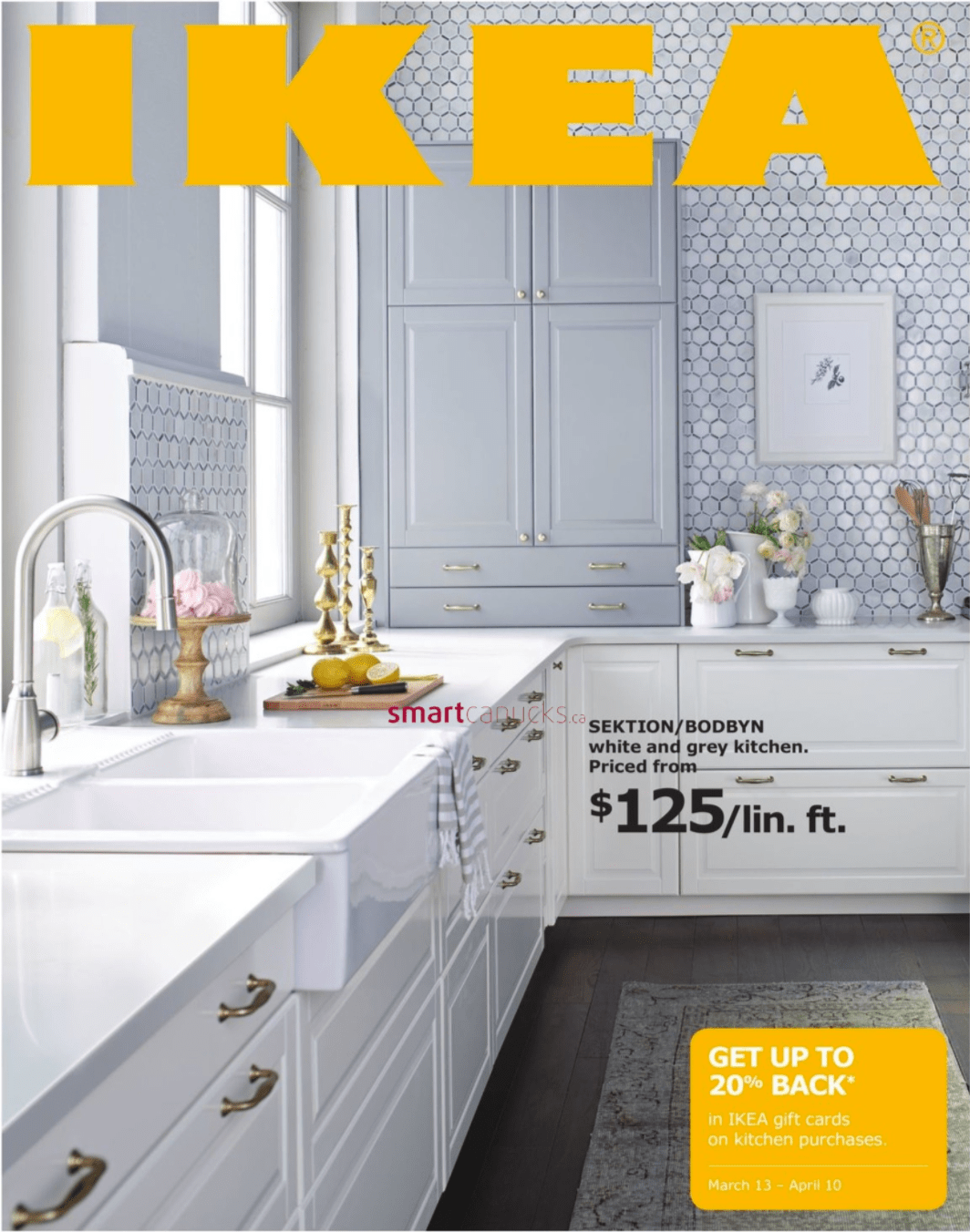 IKEA Canada Kitchen Event: Receive Up To 20% Back in IKEA Gift Cards ...