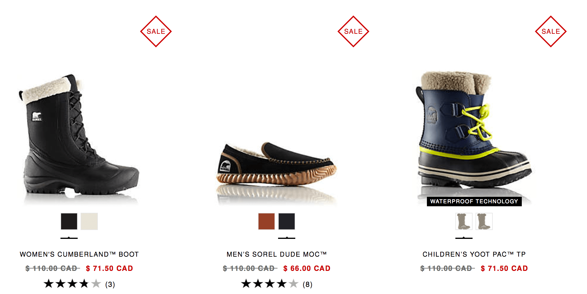 Sorel Canada Sale Save Up To 50 Off Footwear Clothing