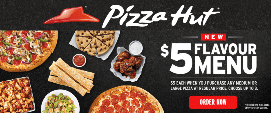 Pizza Hut Coupons Canada Blackberry Bold 9780 Deals Contract