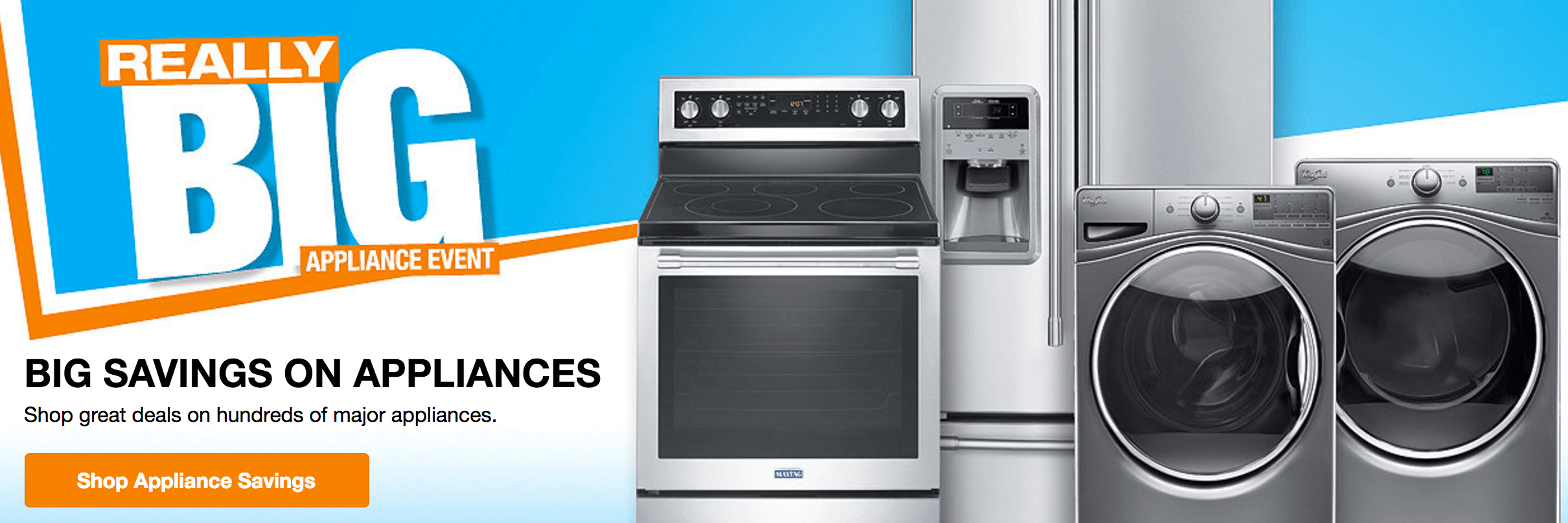 Shop our selection of Special Buys in the Appliances Department at The Home Depot.