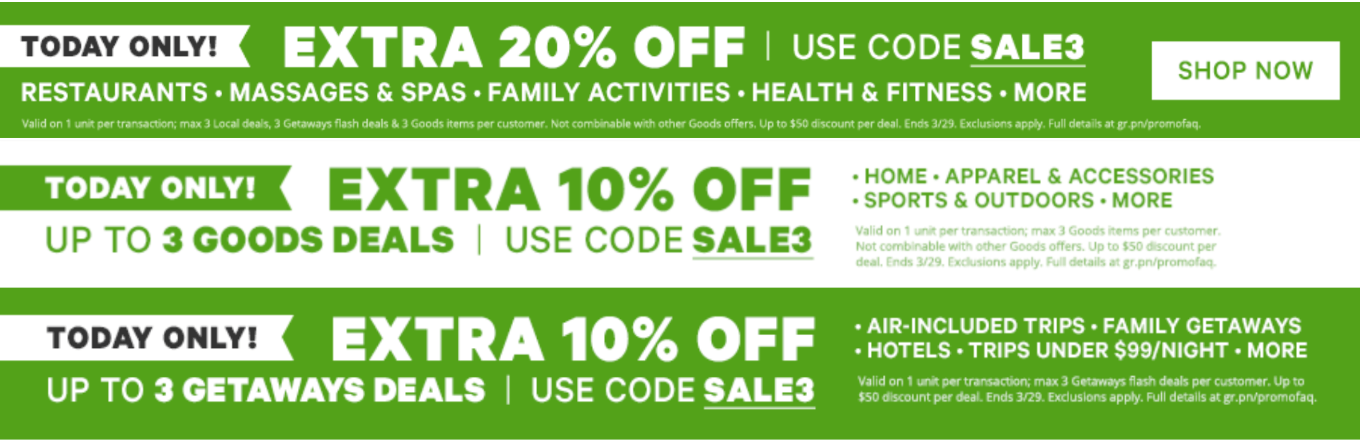 Groupon coupon codes $10 off