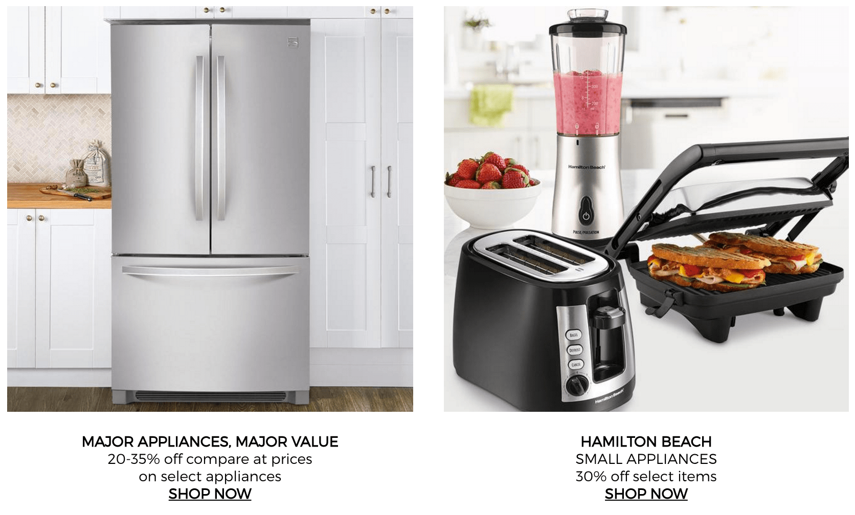 Sears Small Kitchen Appliances Canada Wow Blog
