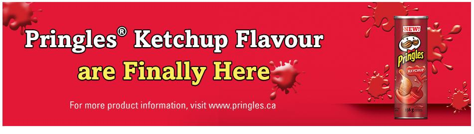 photograph relating to Pringles Printable Coupons named Walmart Canada Discount codes: Conserve $1 Upon Pringles Ketchup Flavour