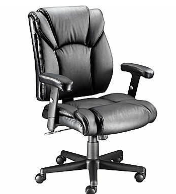 staples canada deals save 50 off luxura faux leather chair save