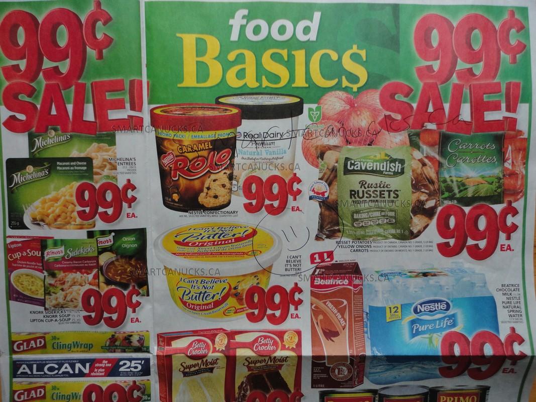 Food Basics Flyer April 27