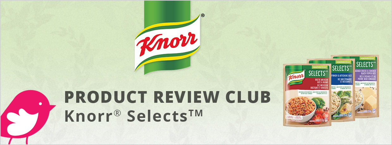 Knorr Selects ChickAdvisor Review - SmartCanucks