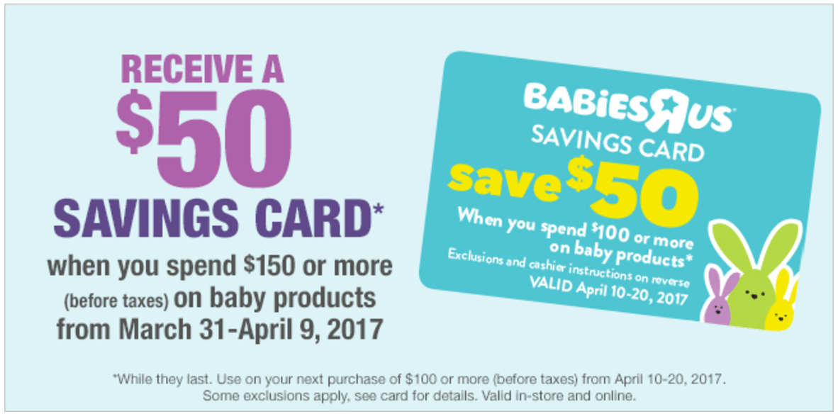 Baby coupons canada
