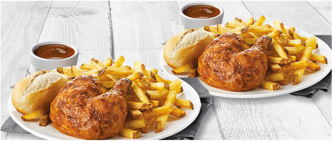Swiss chalet coupons 2018 2 can dine