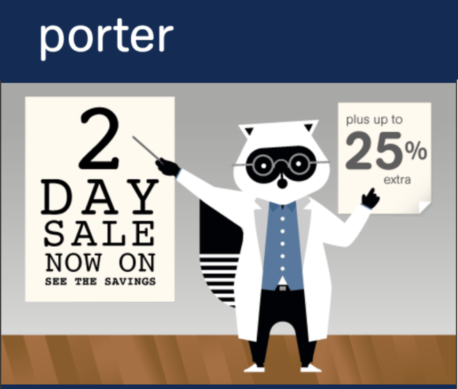 porter airlines coupons