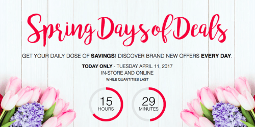 Lowe S Canada Spring Days Of Deals Save Up To 50 Off On