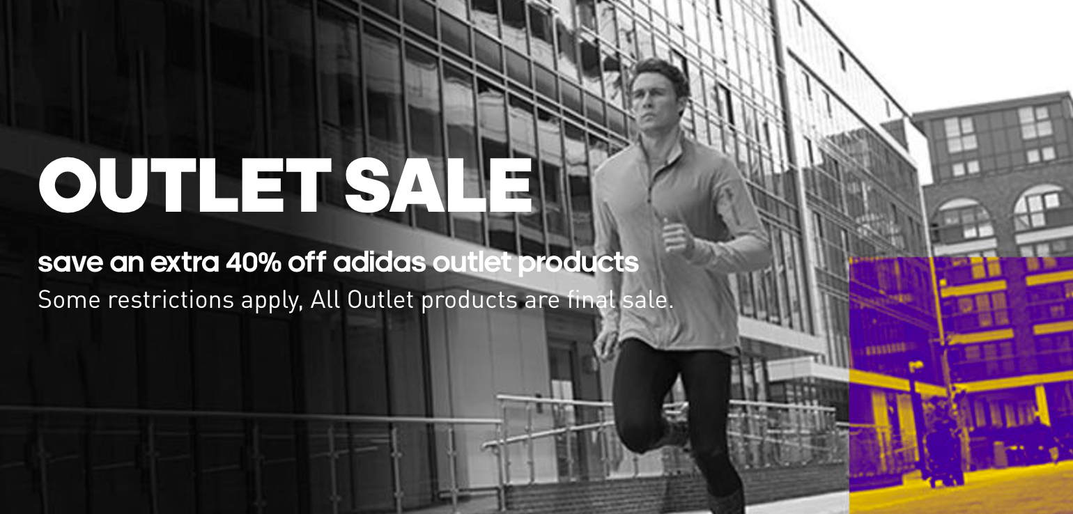 addidas outlet coupon jo7m  Adidas Canada Sale: Save an EXTRA 40% Off Outlet