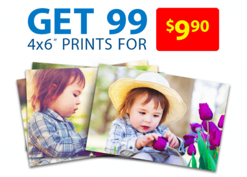 Walmart Canada Photo Centre Deals: Get 99 4×6″ Prints for