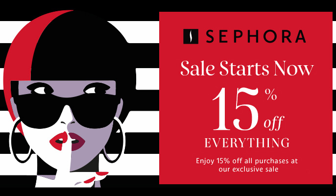 Sephora Spring Sale 2017 Rouge VIB Beauty Insider Canada Details and Tips