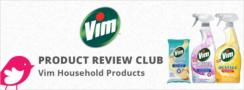 VIM Household Cleaners - ChickAdvisor - SmartCanucks