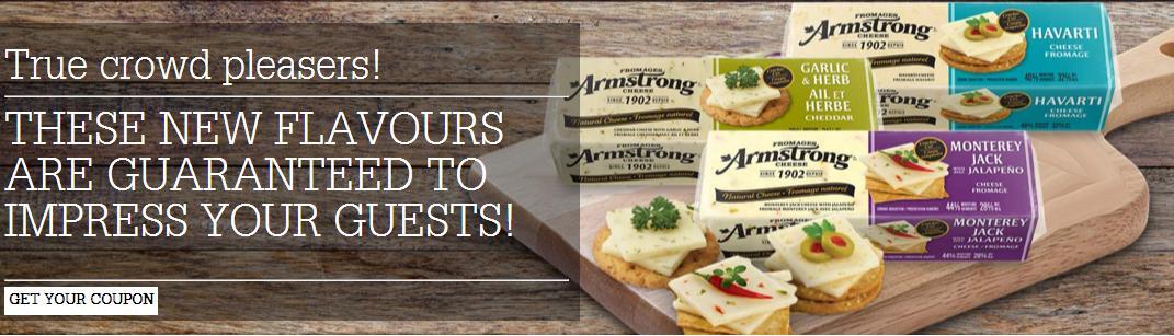 Armstrong coupon